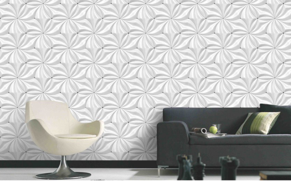 3D grey texture adding elegance & royal look - Marshalls