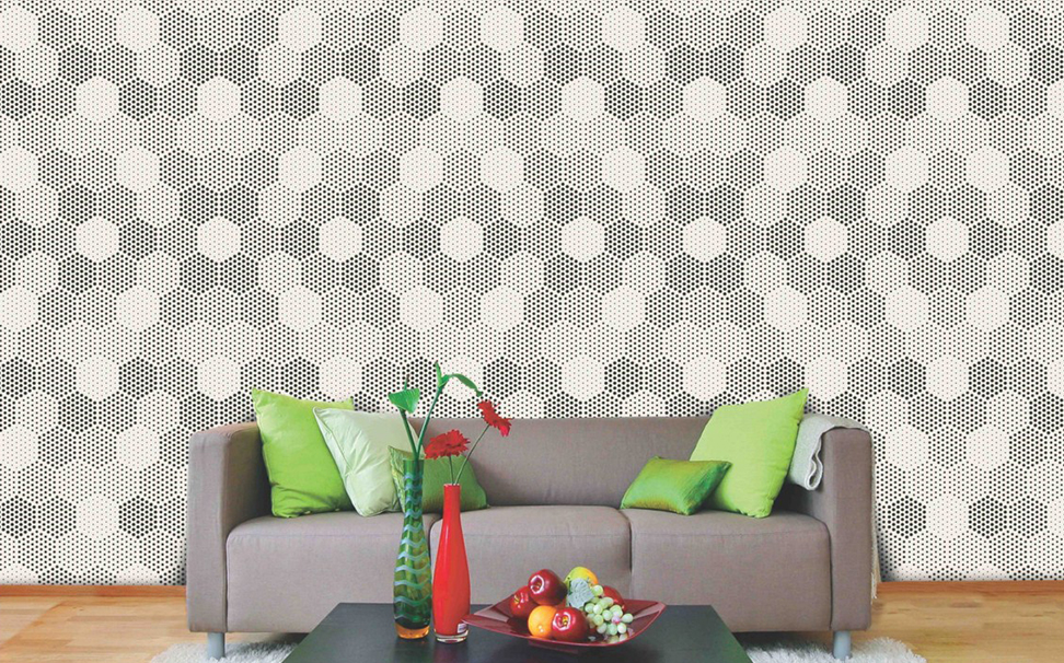 Black & white dots design - Marshalls