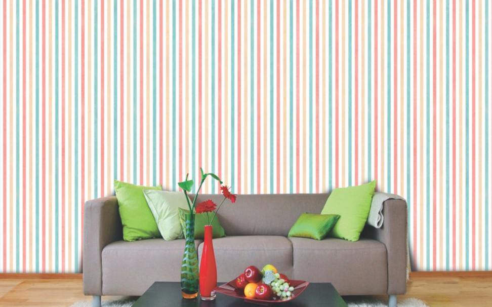 Colorful stripe design 1 - Marshalls