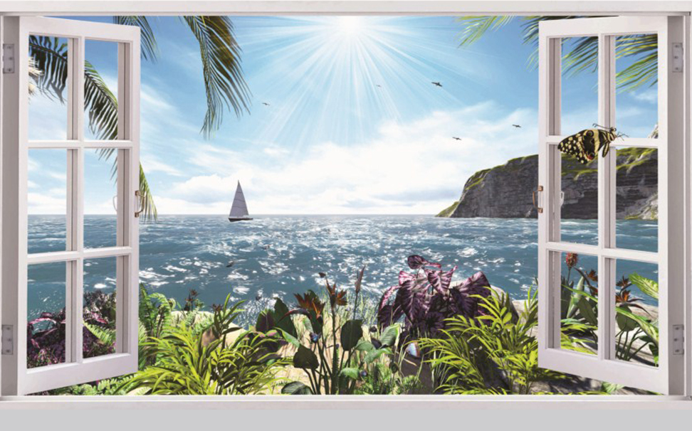 A sunny day view brings freshness to your interiors - Marshalls