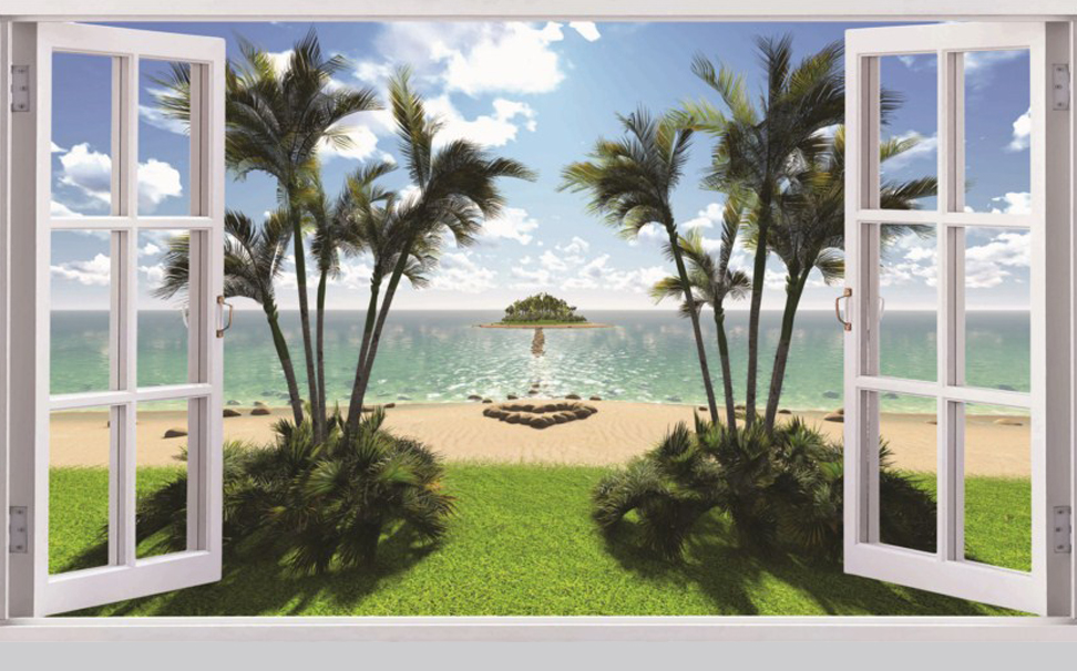 A sea side view of your dream destination - Marshalls