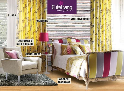 Home Décor | Curtains Mattresses Venetian Blinds Furnishings Wooden Laminate Flooring Upholstery Customised Sofa Home Interior Shop Online Store