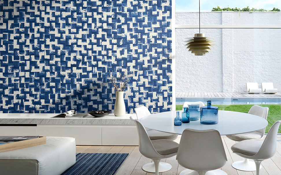 Abstract Wallcoverings - Marshalls