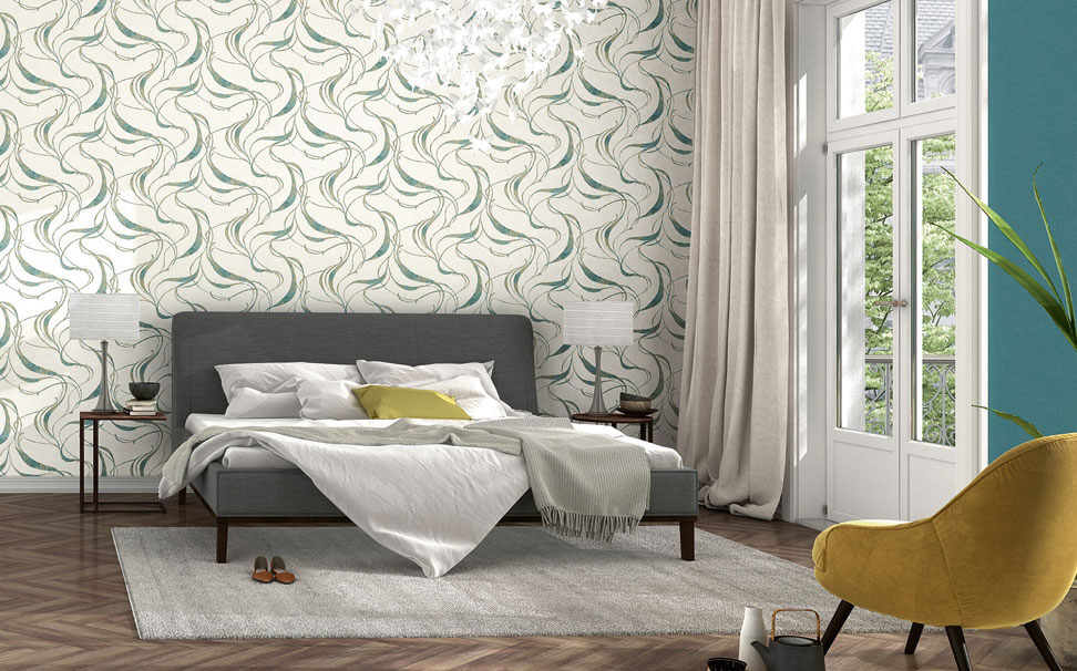 Abstract Wallcoverings for interiors - Marshalls