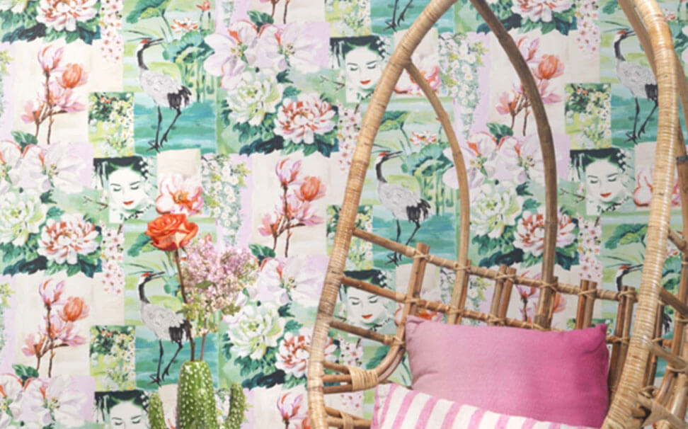 Rose wallpapers for walls - Marshalls