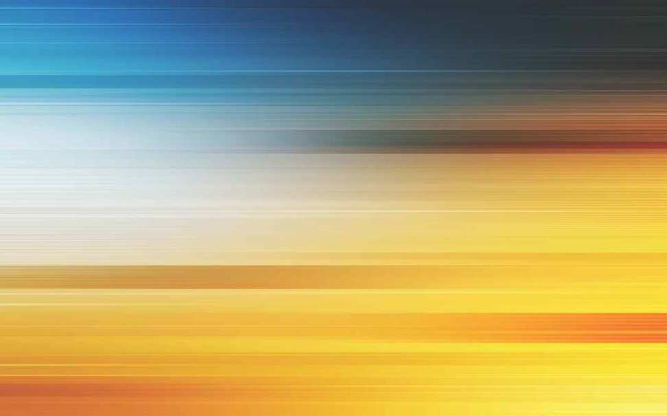 Beautiful horizontal motion lines representing evening sunset Abstract Wallcoverings - Marshalls