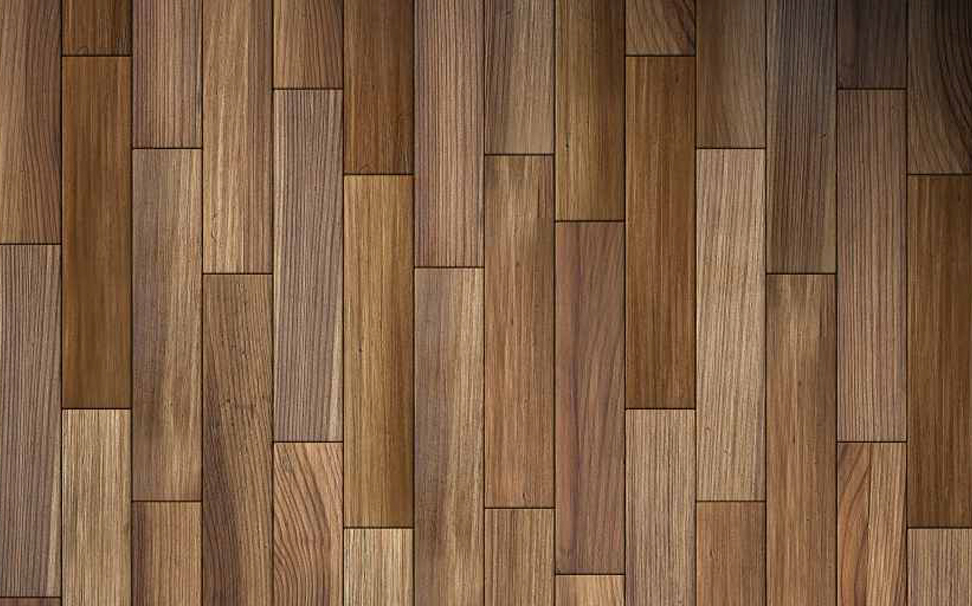 Vintage brown wooden planks Abstract Wallcoverings - Marshalls