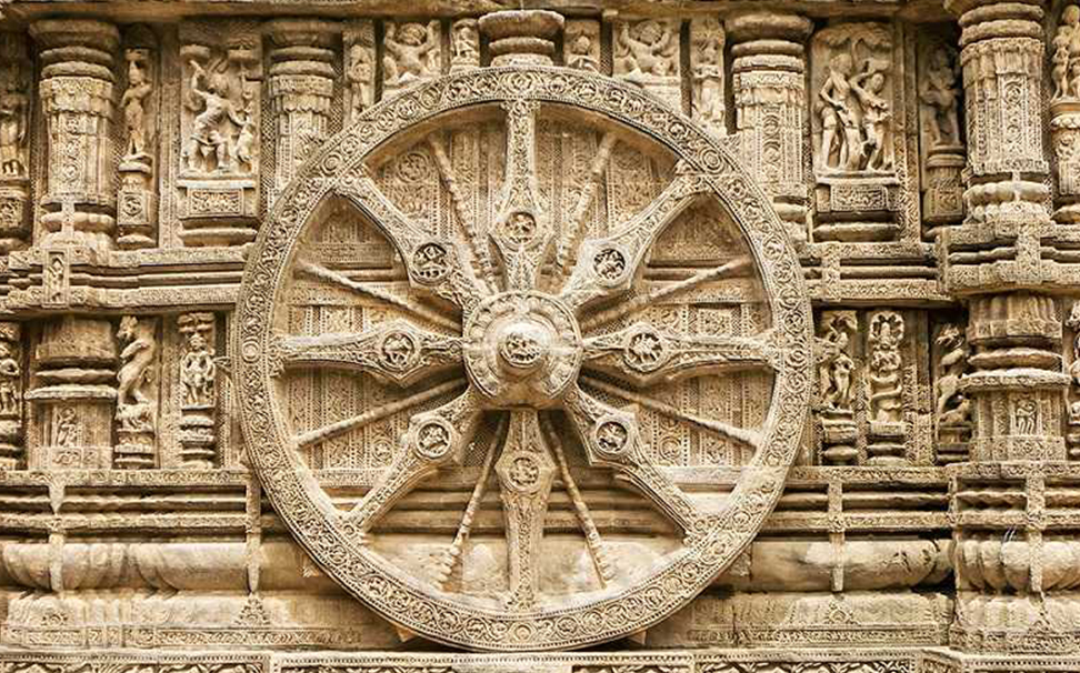 Konark Sun Temple Wallpaper - Marshalls