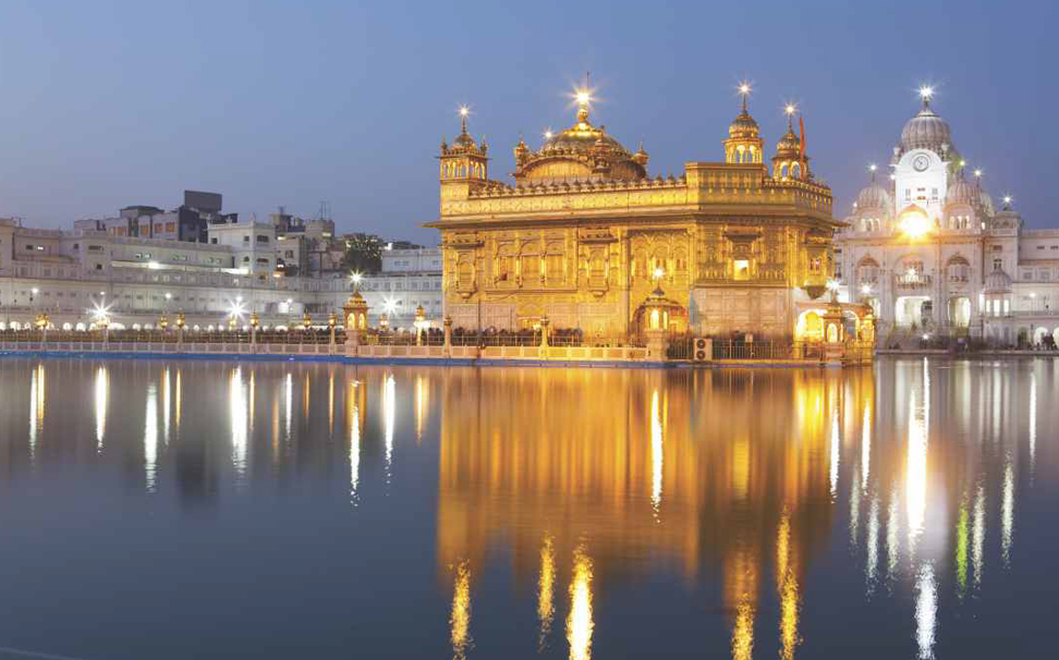 Golden Temple wallpapers - Marshalls